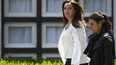 Vidal reunió a Cambiemos y aseguró que pese a la crisis volverán a ganarle al peronismo