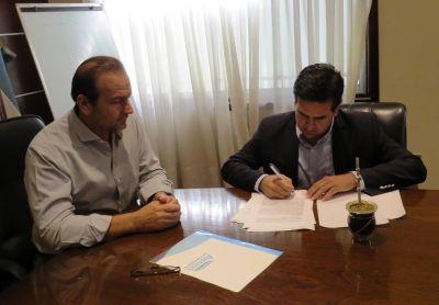 Aguas de Corrientes y el municipio de Curuzú Cuatiá invierten más de $37 millones en obras