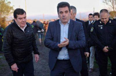 Ritondo inaugurará un hotel de la Policía en Mar del Plata
