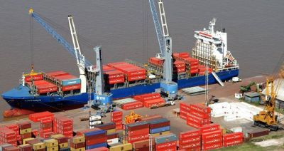 Puertos argentinos operarían en este 2018, más de 200 millones de toneladas de carga