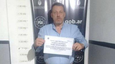 Detuvieron a Rafael Renick Brenner, excolaborador de Ricardo Echegaray