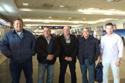 El kirchnerismo, la CTA y Moyano, referentes de los gremialistas que paralizaron los vuelos