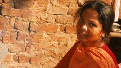 """Las primeras palabras de Asia Bibi fuera de la cárcel: """"Estoy libre gracias a Dios"""""""