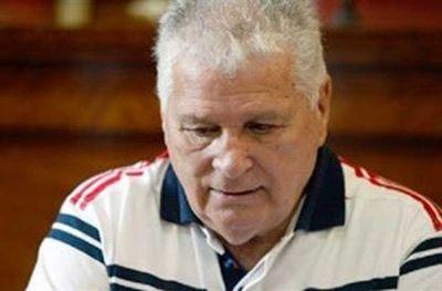 Casación confirmó la prisión preventiva de Néstor Otero
