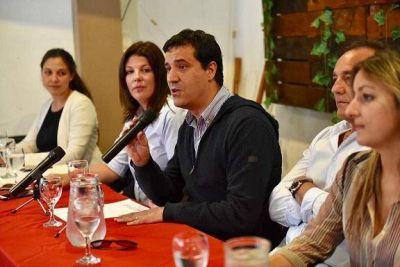 Presentaron en Mar del Plata un proyecto de ley para favorecer a los clubes