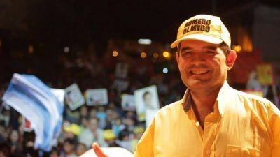 Olmedo oficializa su candidatura presidencial en la provincia de Buenos Aires