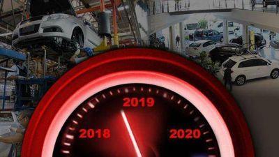 ¿Seguirá el derrumbe en venta de autos?: responden las empresas de Argentina