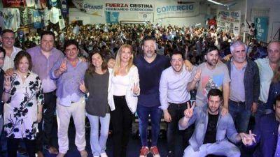 Verónica Magario y Fernando Espinoza lanzaron un espacio para disputar la gobernación bonaerense