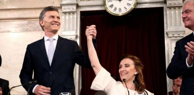Pese a los rumores, Gabriela Michetti vuelve a ser la carta de Mauricio Macri para vice en 2019