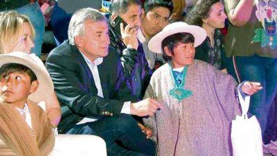 A Morales le gusta el trabajo infantil