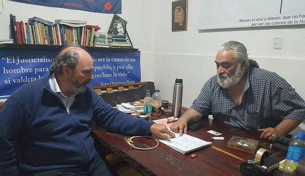 Tettamanti confirmó que está a disposición del PJ para ser candidato a intendente