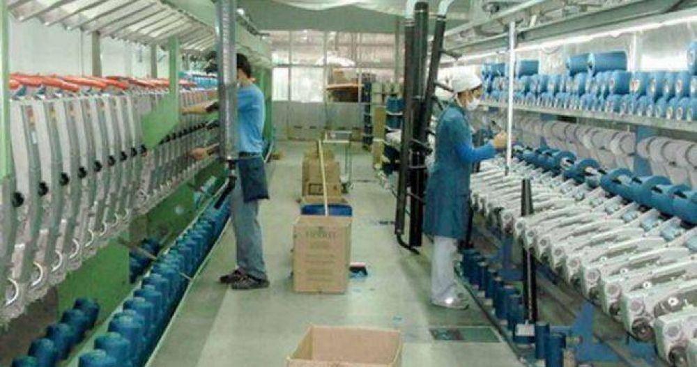 Más crisis textil: despidos y retiros voluntarios en Rontaltex