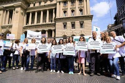 La Provincia defenderá ante la Corte el bloqueo a Farmacity