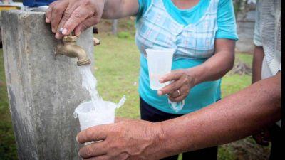 Licitaron la planta embotelladora de Agua Potable