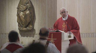 Estas son las virtudes que debe tener un Obispo, según el Papa Francisco