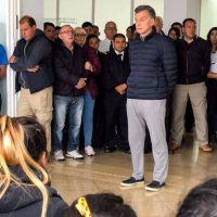 Macri vendrá el jueves a la ciudad para participar del acto en homenaje al ARA San Juan