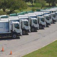 Bahía Blanca elige a Volvo Trucks para recolección de residuos