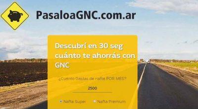 Por el éxito del simulador de ahorro del GNC ya se proyecta darle alcance nacional