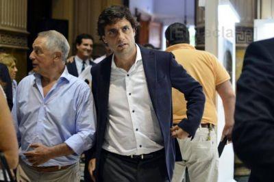 Con Lacunza a la cabeza, comienza la ronda de ministros por el Presupuesto 2019