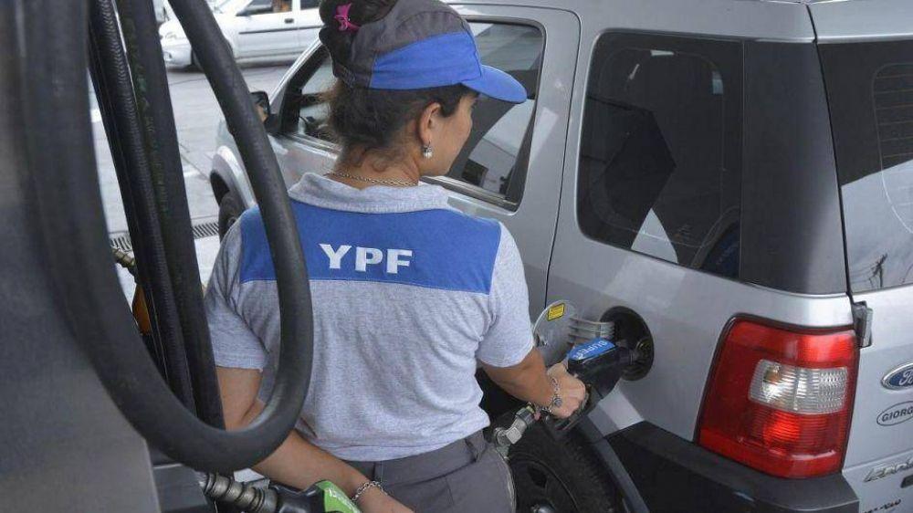 YPF asegura que los precios de los combustibles se equilibraron y descarta aumentos