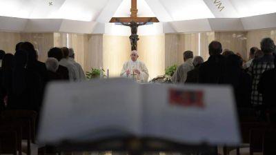 """""""El obispo es un administrador de Dios, no del poder o de cordadas"""""""
