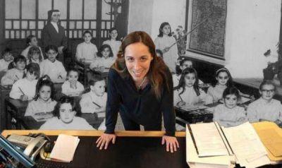Vidal aseguró que el sueldo docente es de $33 mil y en Necochea salieron a desmentirla