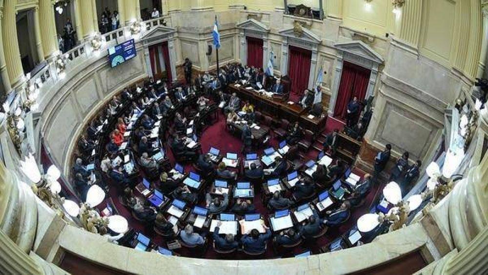 Con respaldo de un sector del peronismo, Cambiemos se prepara para aprobar hoy el Presupuesto 2019 en el Senado