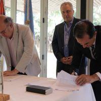 Misiones: Se firmó acuerdo para la operación de puertos