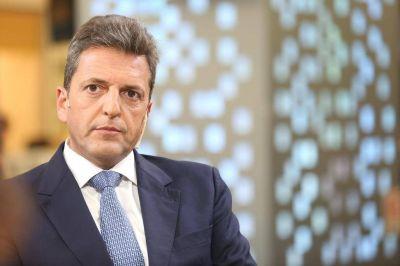 Massa lanza debates en el interior junto a gobernadores del peronismo