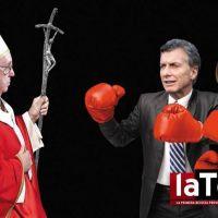 La pelea Iglesia - Gobierno: Guerra Santa