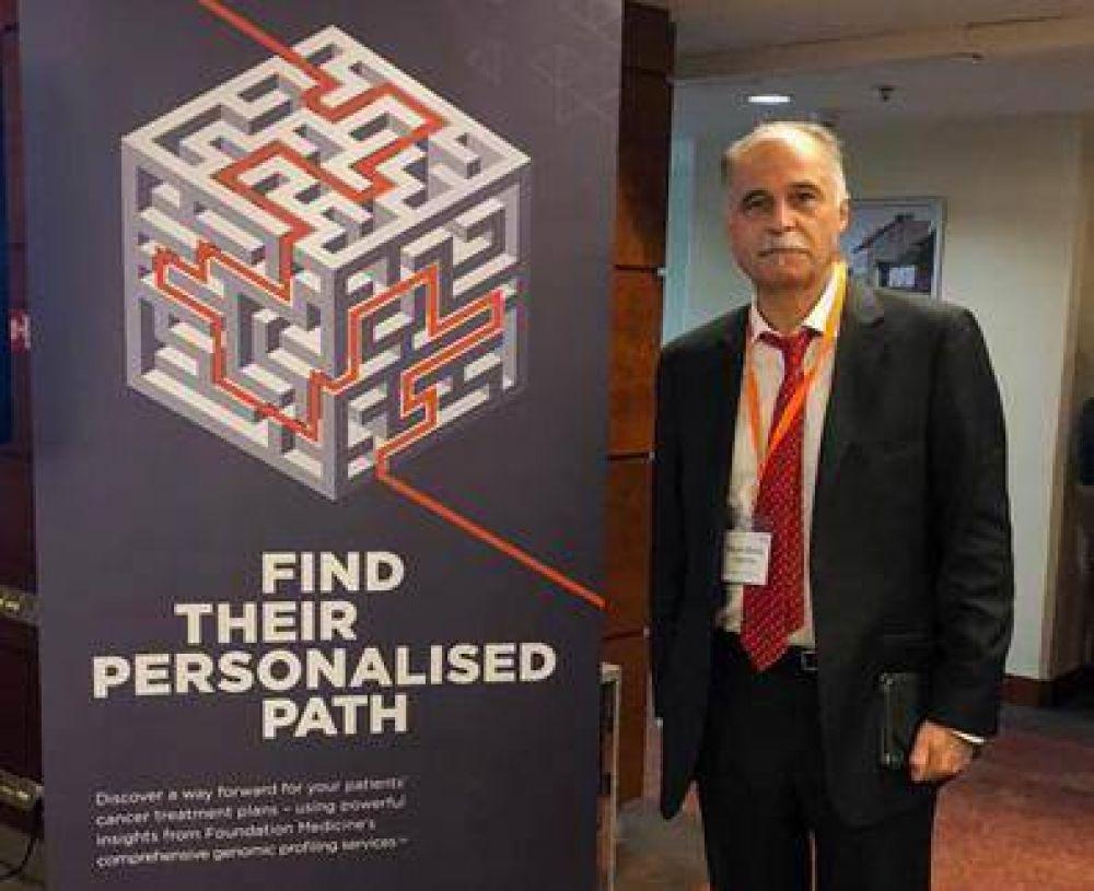 Atilra participó de la Reunión Global de Expertos en Medicina Oncológica