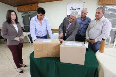 Se licita la obra de la Planta Compacta Potabilizadora de Agua para la localidad de Villa Paranacito