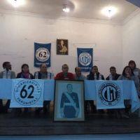 Las 62 Organizaciones piden representación en internas