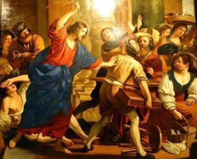 Expulsar a los vendedores del Templo, fue un grande acto de amor, dice el Papa