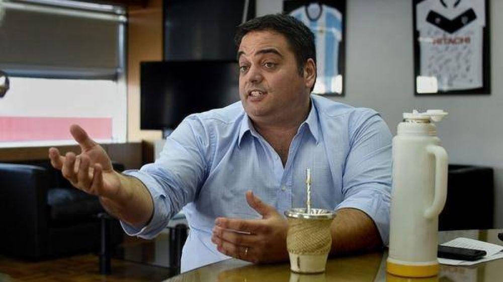 Jorge Triaca dejará el 3 de diciembre la Secretaría de Trabajo