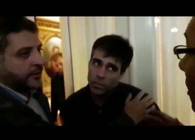 Video: La pelea del intendente López con un aliado de Yunes por las bajadas