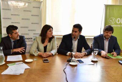 El diputado Dominguez Yelpo participó en jornada sobre Movilidad Sustentable