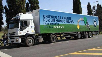 Estaciones de Servicio venderán biodiesel puro destinado al transporte
