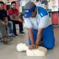 Por ley, los empleados de Estaciones de Servicio deberán capacitarse en reanimación cardiopulmonar