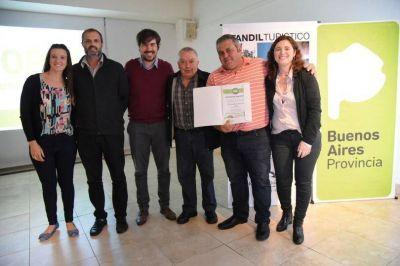 Dos alojamientos sustentables de Tandil recibieron distinción ambiental