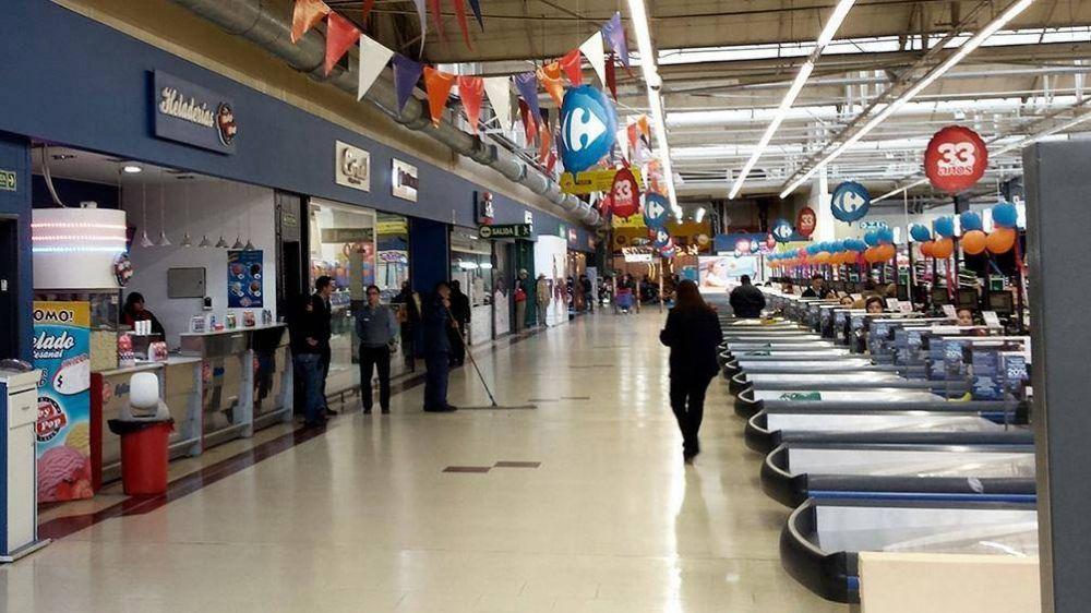 La Justicia confirmó una multa a Carrefour por exhibir productos sin precio