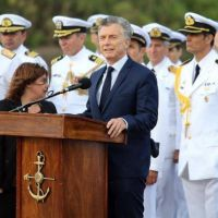Macri a los familiares del ARA San Juan:
