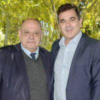 """Arroyo y Ritondo se """"amigaron"""" y trataron la seguridad de Mar del Plata"""