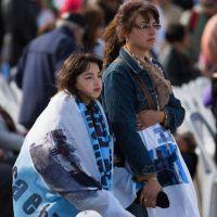 """Submarino: familiares insisten con la lucha y """"no le creen"""" a Macri"""