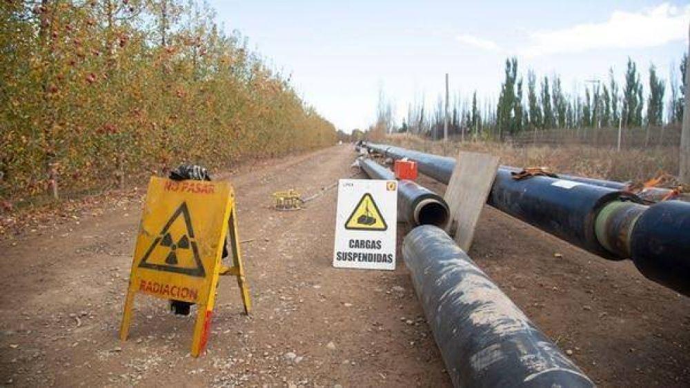 Enfermedades, contaminación y derrumbes en Allen, el pueblo en el que los cultivos conviven con el fracking