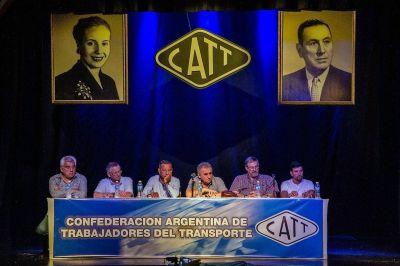 Trabajadores de transporte realizarán asambleas la semana próxima