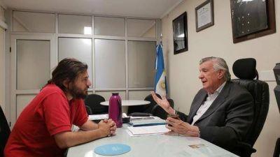Gioja y Grabois acordaron profundizar el vínculo entre el PJ y los movimientos sociales para armar un frente opositor