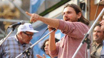 """A poco de lanzarse en La Plata, Grabois aseguró que """"la mejor candidata es Cristina"""""""
