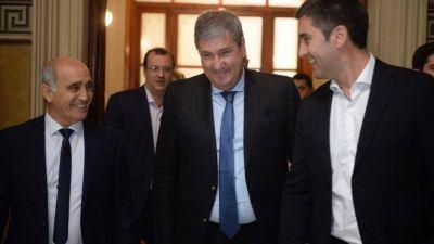 Un ministro de Vidal reconoció que los fondos para nueva obra pública