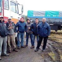 """Dueños de camiones autoconvocados en la ruta: """"Vivimos una situación límite"""""""